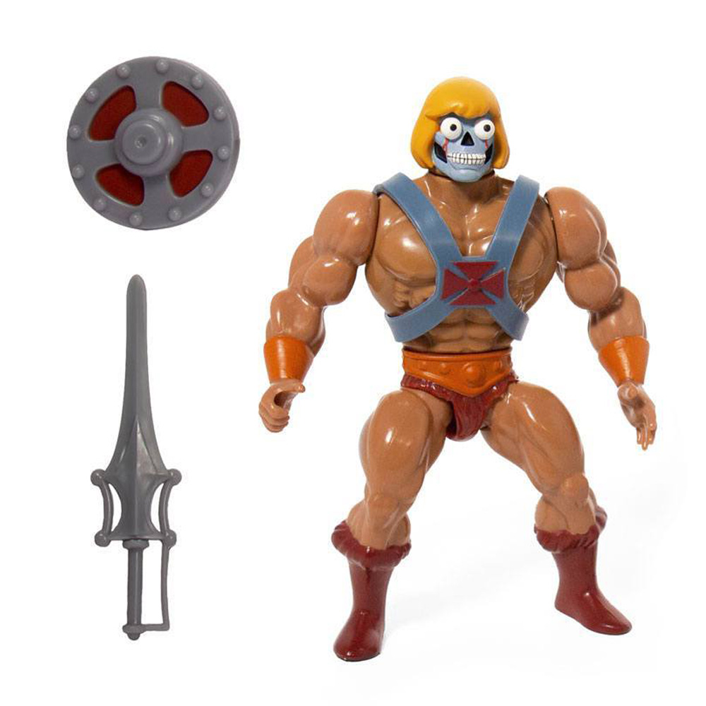 Muñeco Robot He-Man Super7 The Vintage Collection