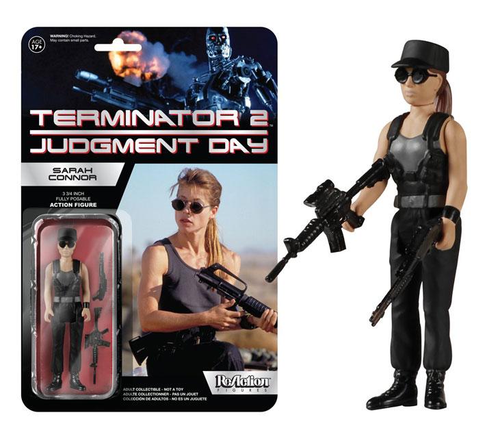 Muñeco de Sarah Connor Terminator 2