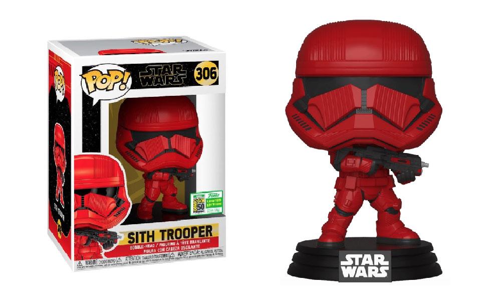 Muñeco Sith Trooper de Funko Pop