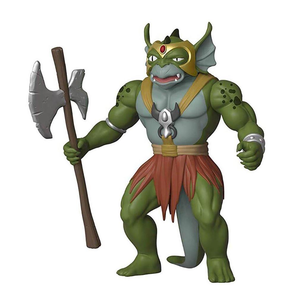 Muñeco de Reptilio Thundercats Savage World