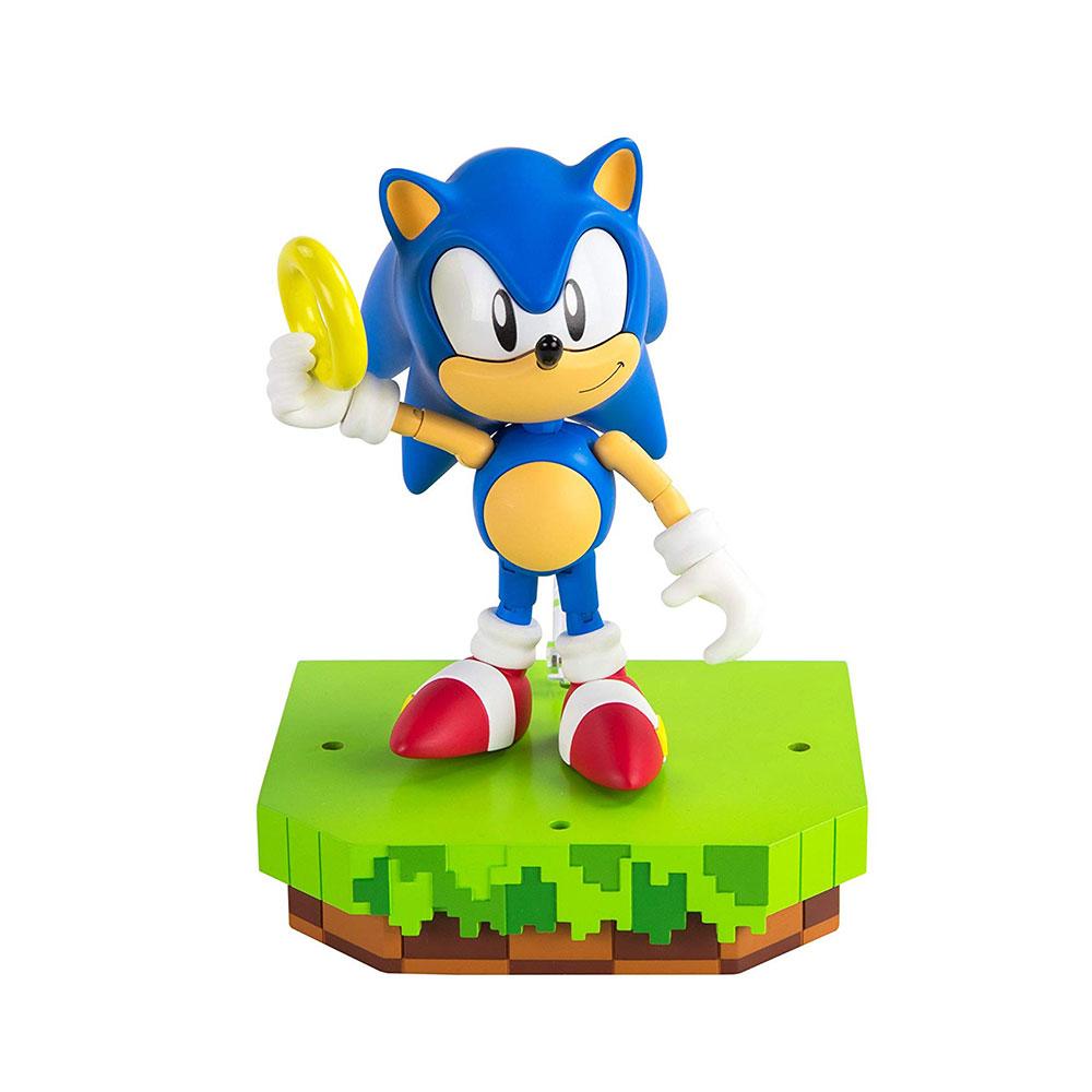 Muñeco de Sonic 1991