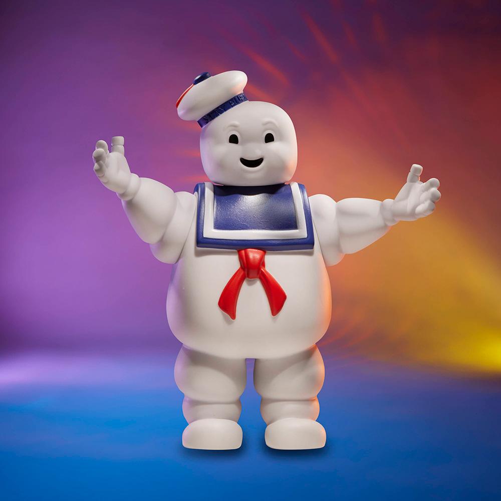 Muñeco Stay Puft Marshmallow Man - Cazafantasmas Kenner Classics
