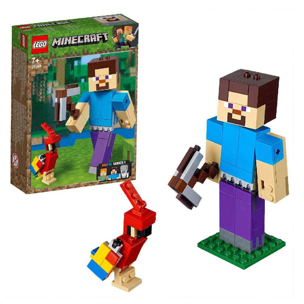 Muñeco de Steven Minecraft