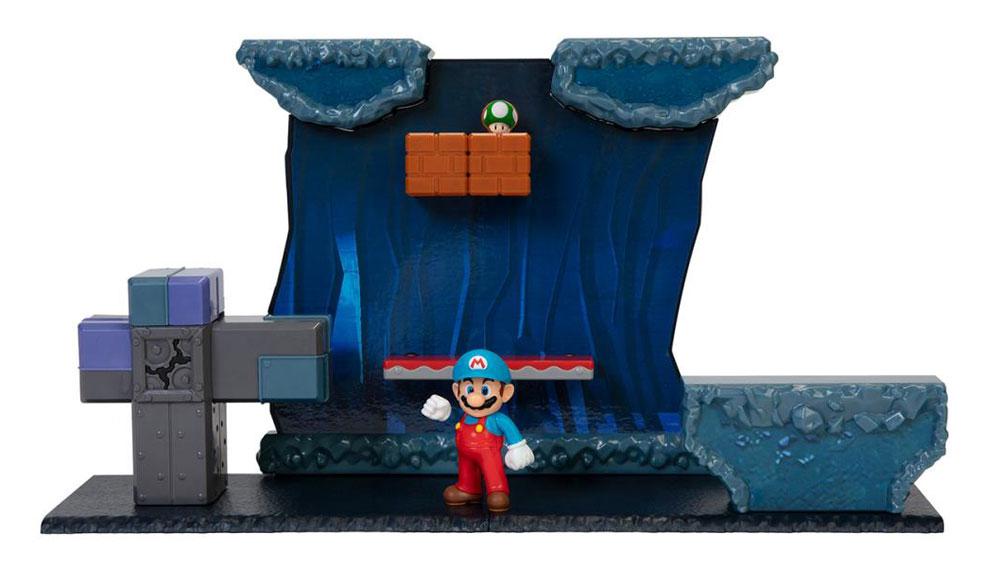 Muñeco de Super Mario de Hielo Jakks