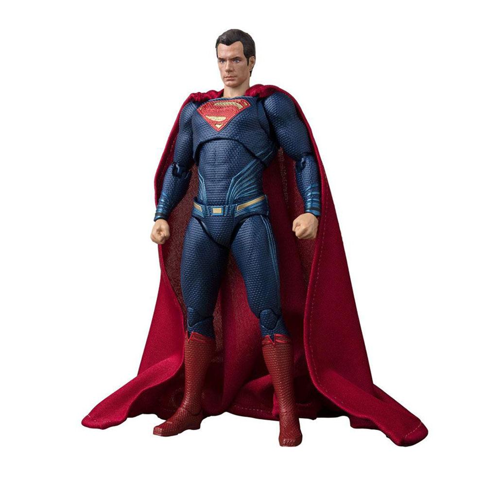 Muñeco de Superman de SH Figuarts Bandai