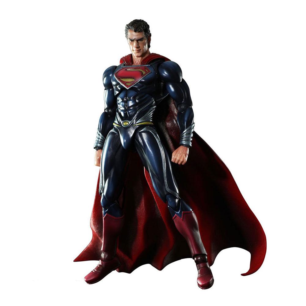 Muñeco de Superman de Play Arts Kai