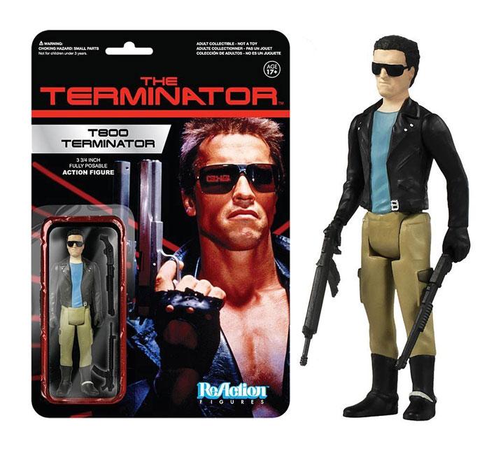 Muñeco T800 Terminator