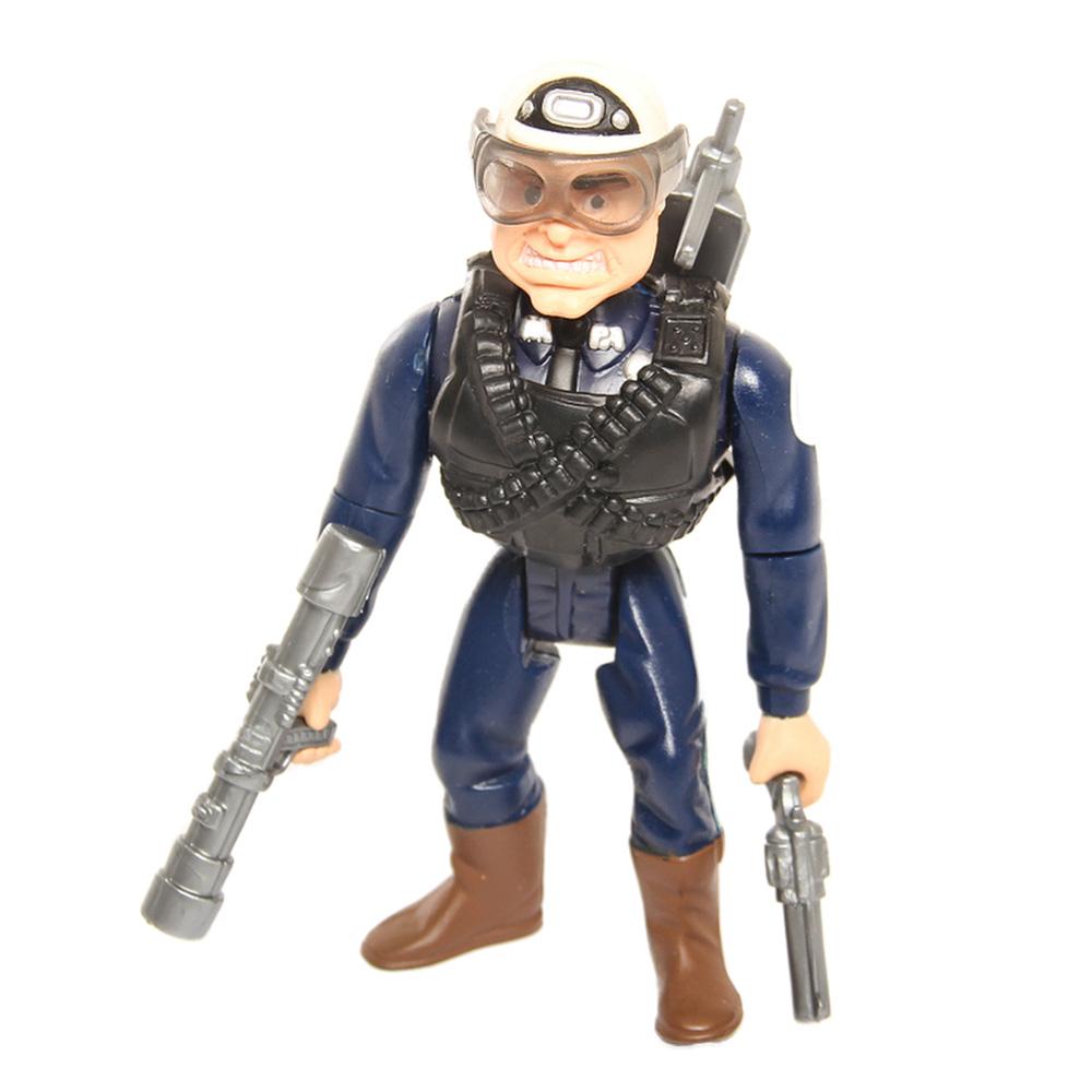 Muñeco de Eugene Tackleberry Locademia de Policía