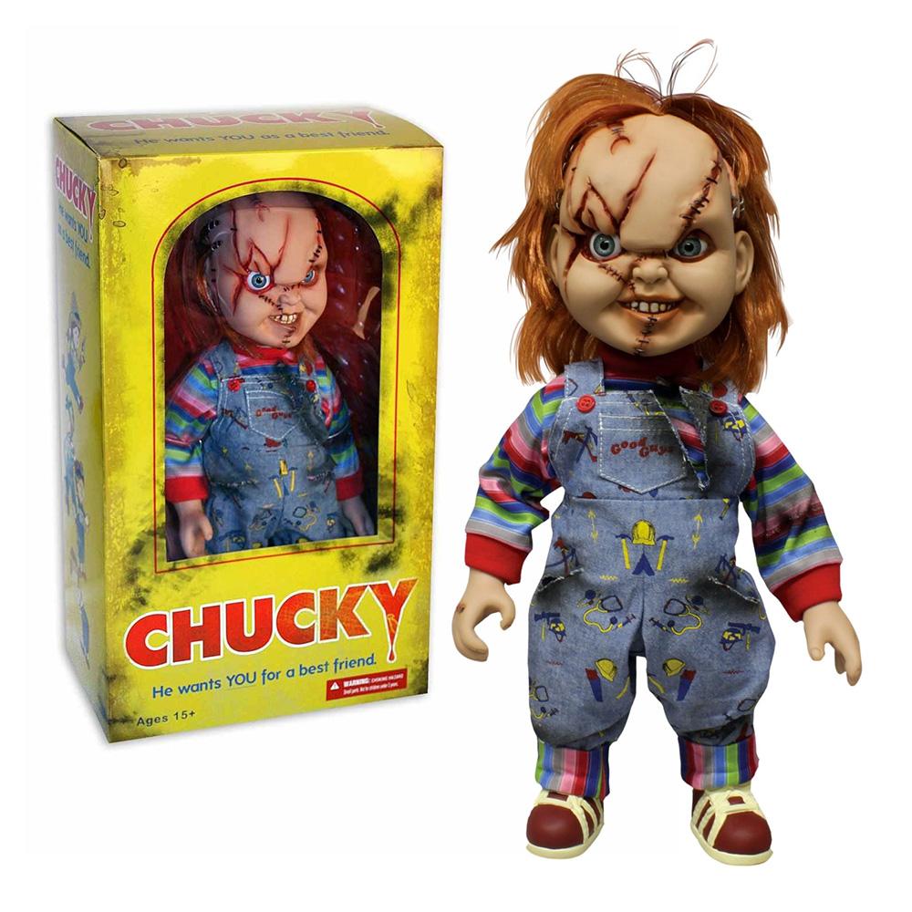 Muñeco Chucky de Mezco con sonido