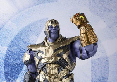 Muñecos de Thanos