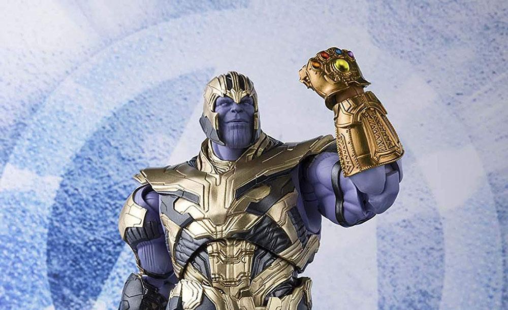Muñeco de Thanos Bandai