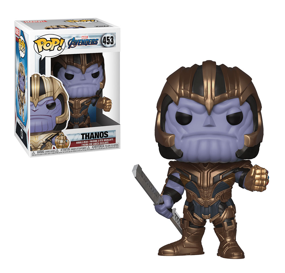 Muñeco Thanos Funko Pop