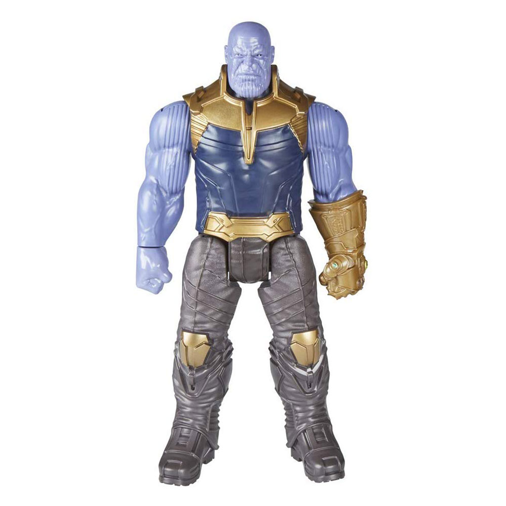 Muñeco Thanos Titan Hero Infinity War