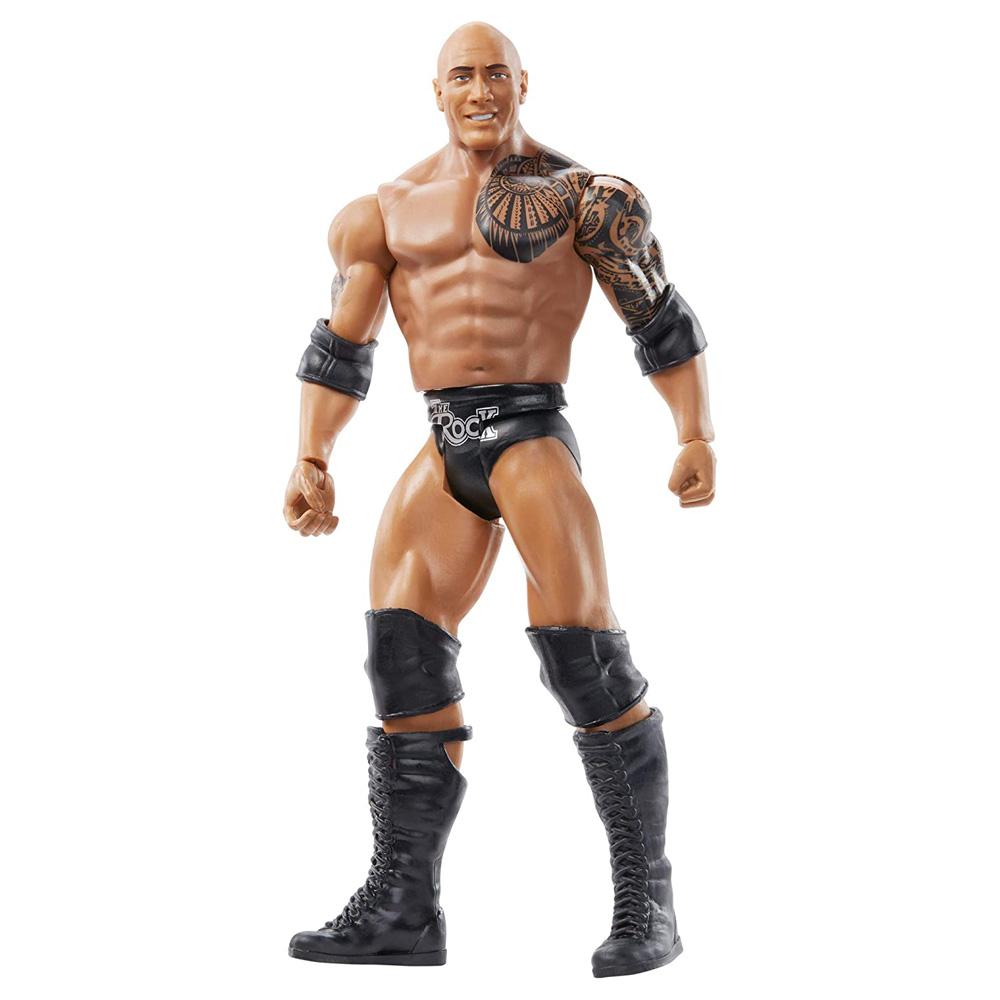 Muñeco de The Rock Dwayne Johnson WWE