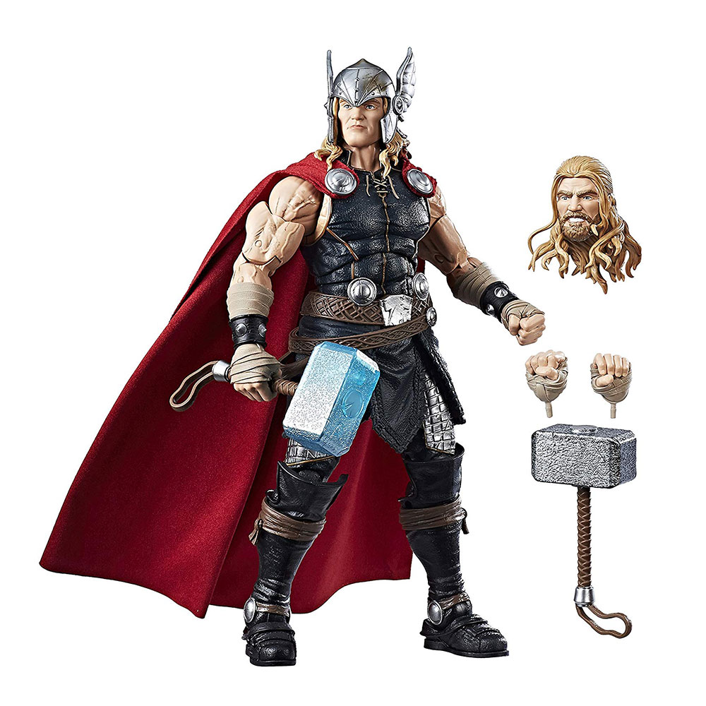 Muñeco de Thor Marvel Legends 12 pulgadas