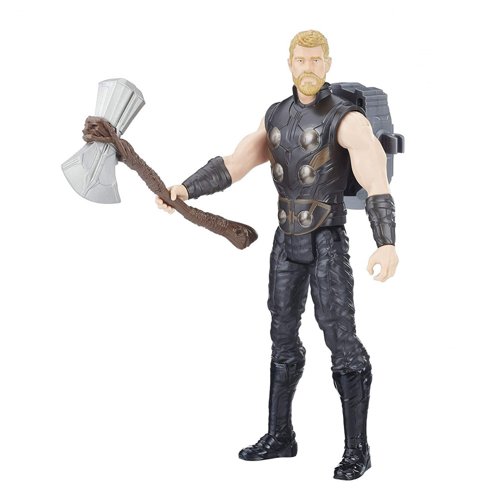 Muñeco de Thor Titan Hero Infinity War