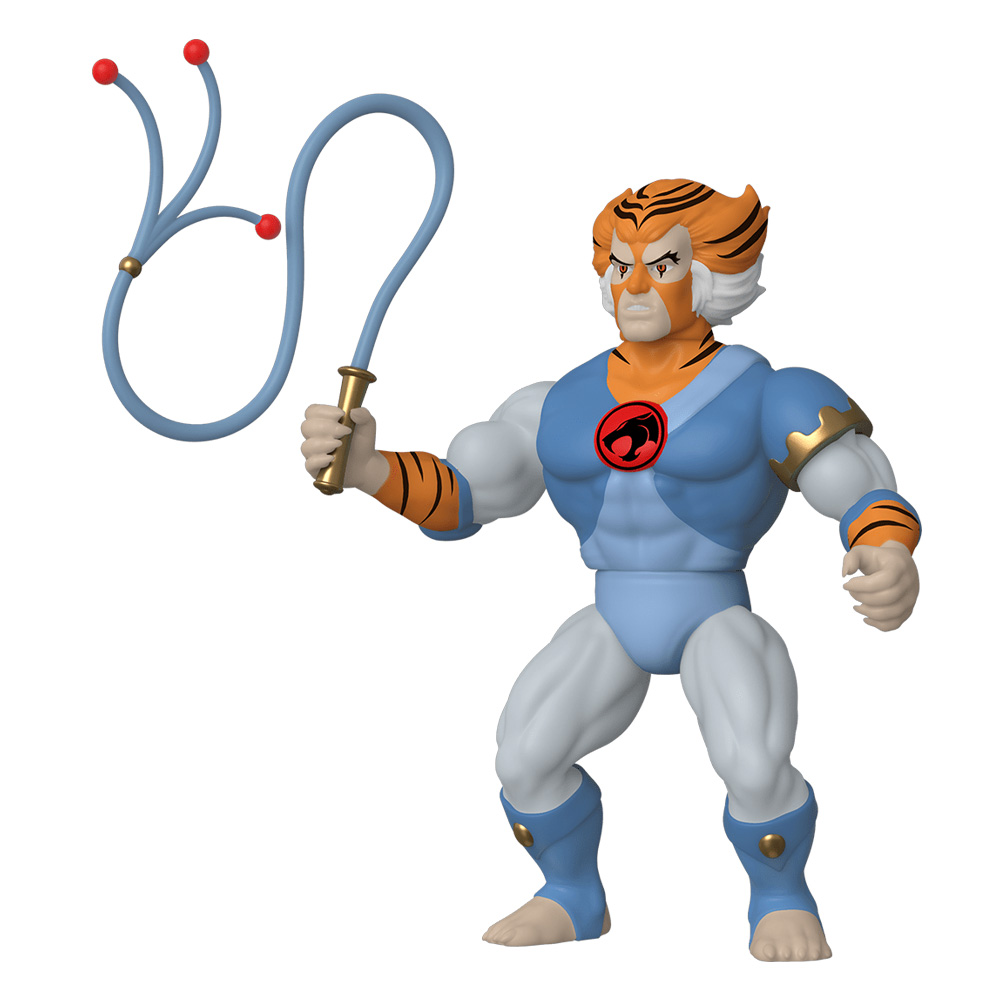 Muñeco Tigro de Thundercats Savage World