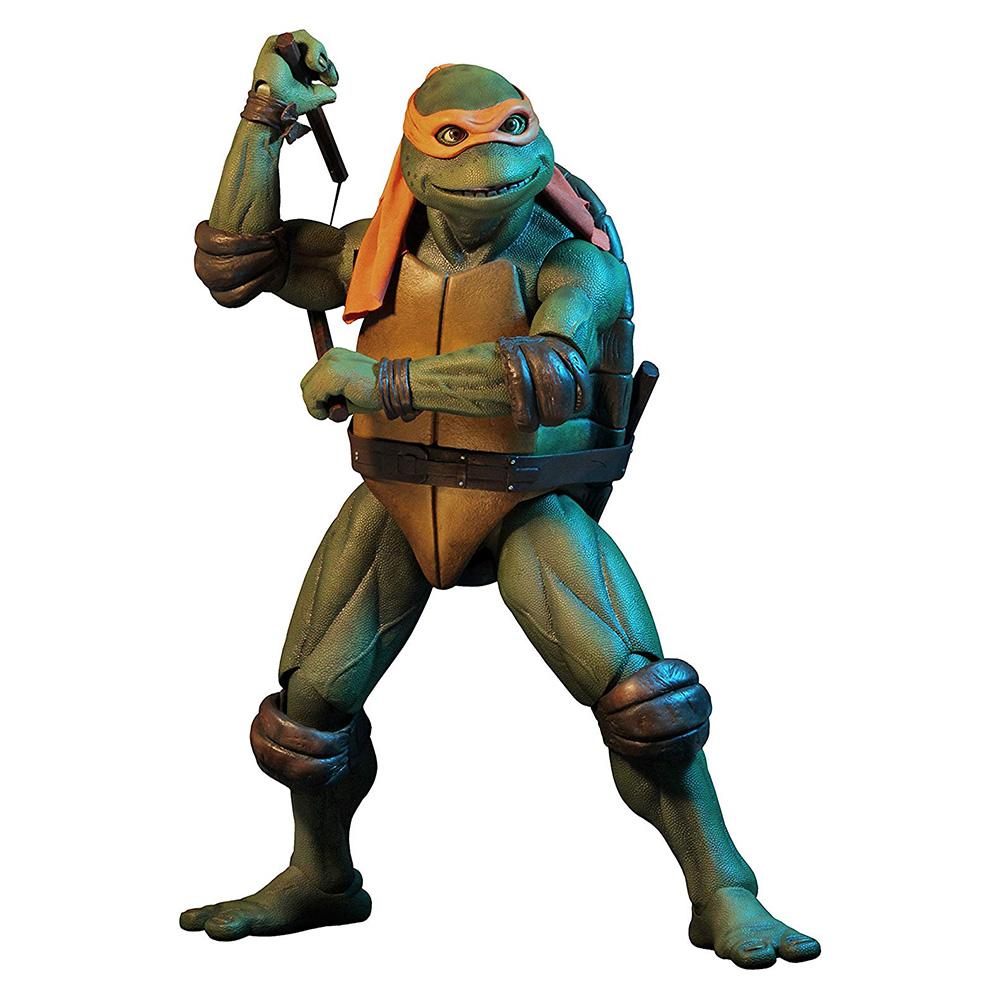 Muñeco de Michelangelo Tortugas Ninja NECA