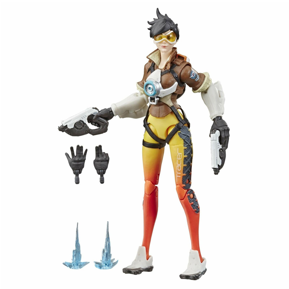Muñeco de Tracer Overwatch Ultimates