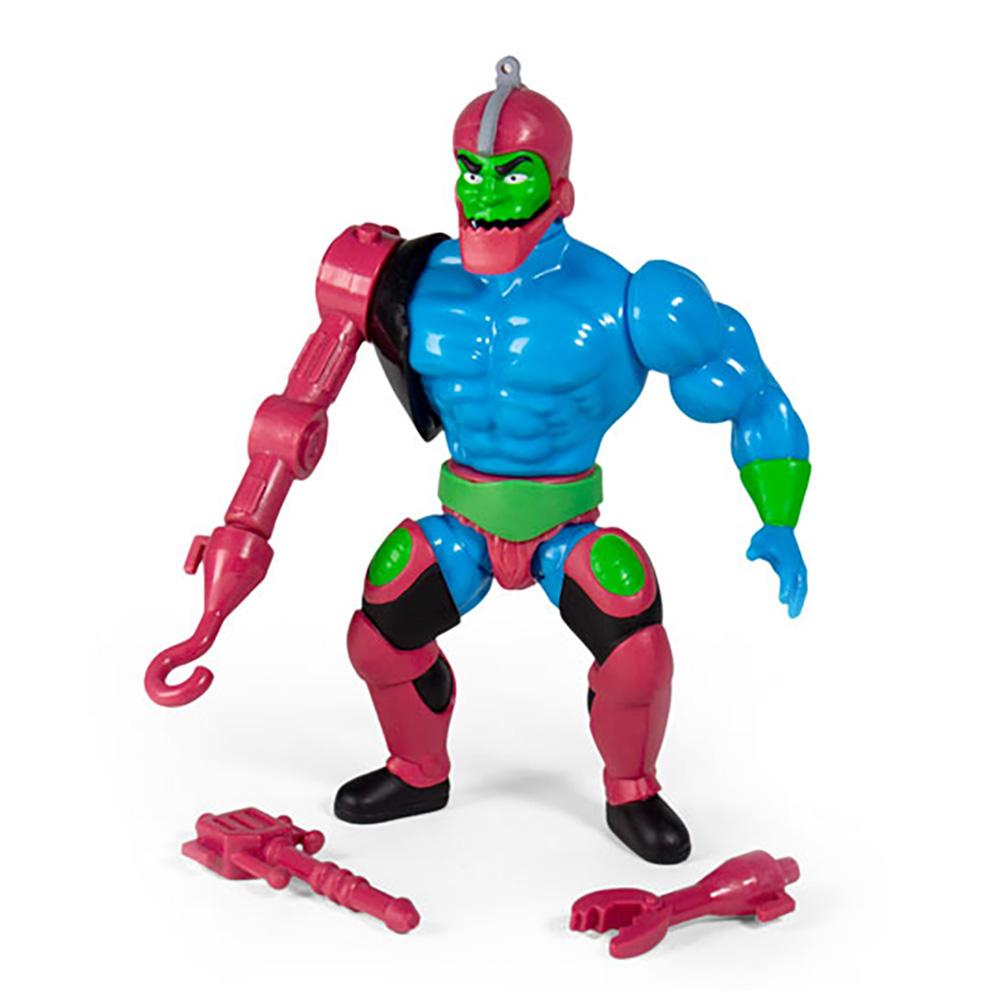 Muñeco Trap Jaw He-Man MOTU Super 7