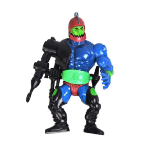 Muñeco de Trap Jaw He-Man vintage