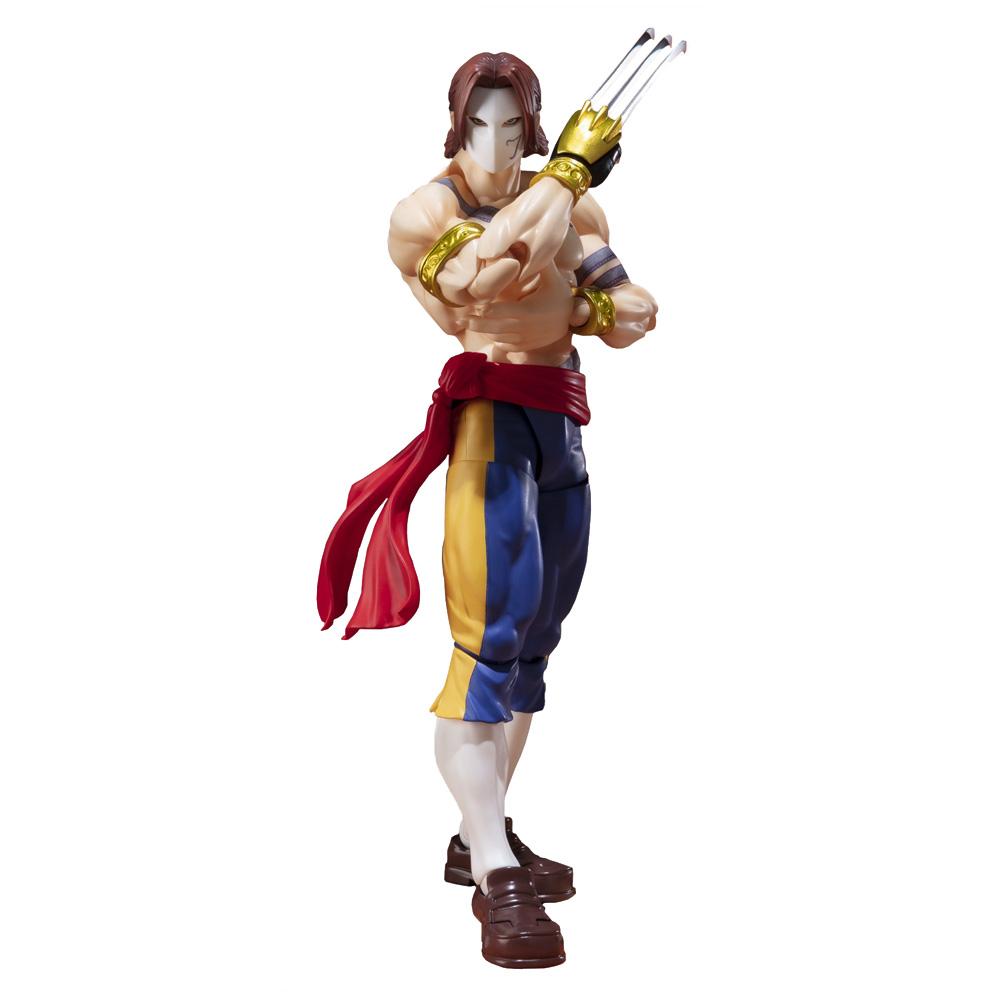 Muñeco de Vega Street Fighter S.H. Figuarts Bandai