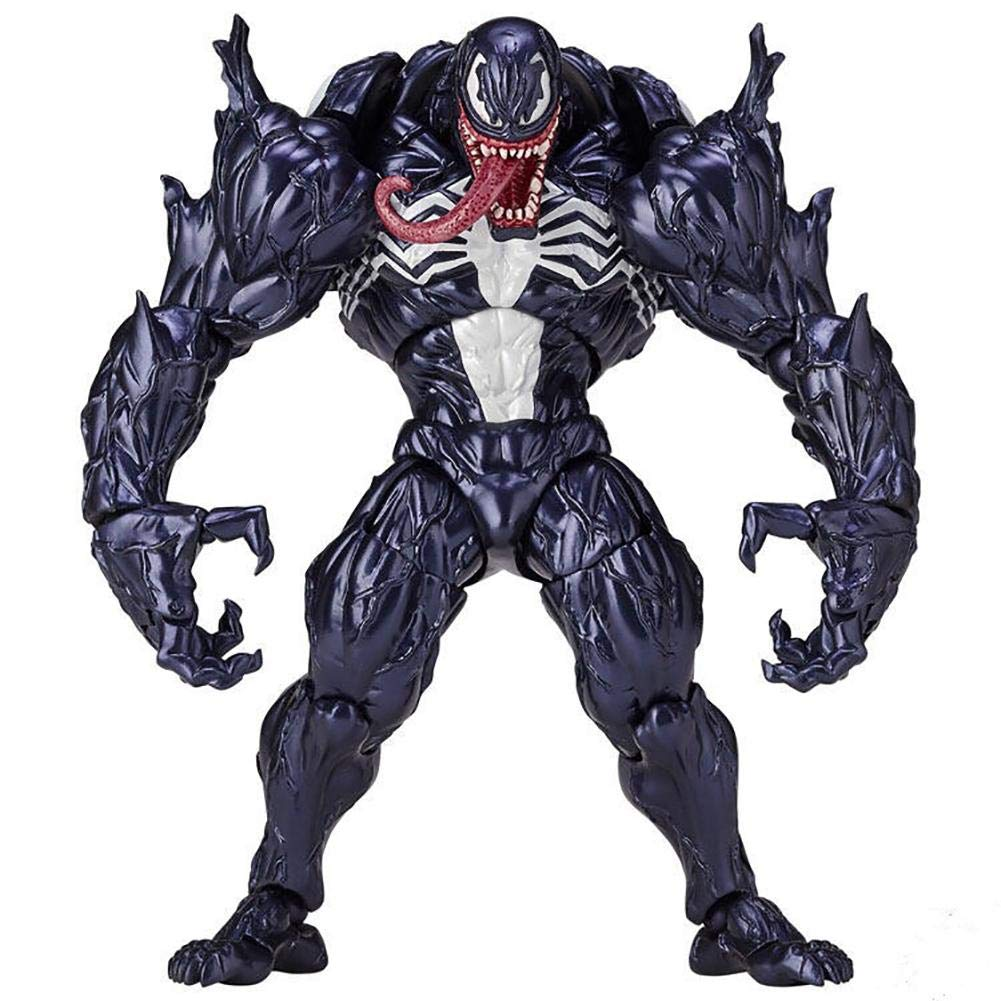 Muñeco de Venom Revoltech Kaiyodo