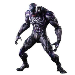 Muñeco Venom Play Arts Kai