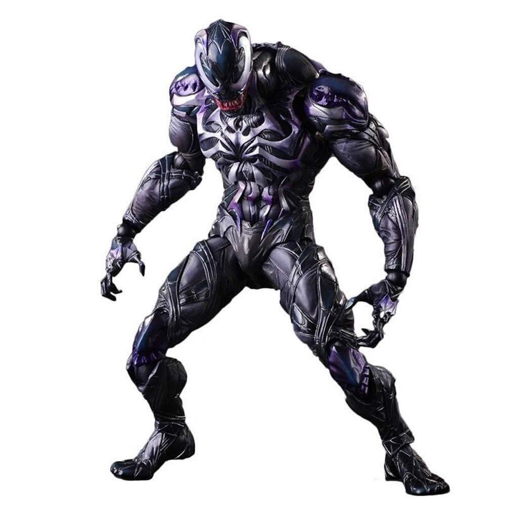 Muñeco de Venom de Play Arts Kai