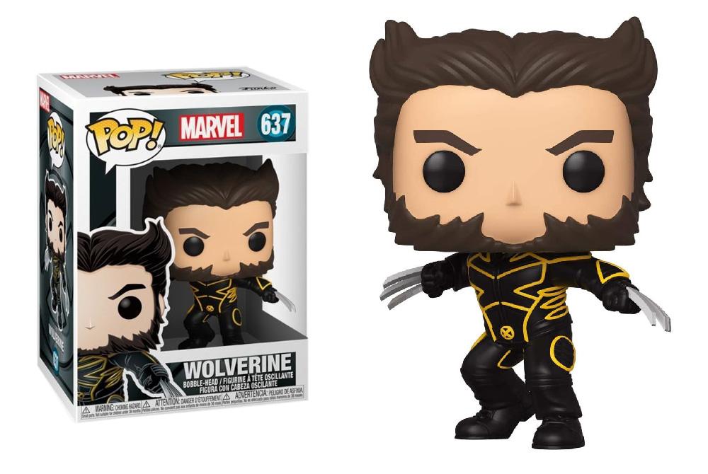 Muñeco de Wolverine Funko Pop