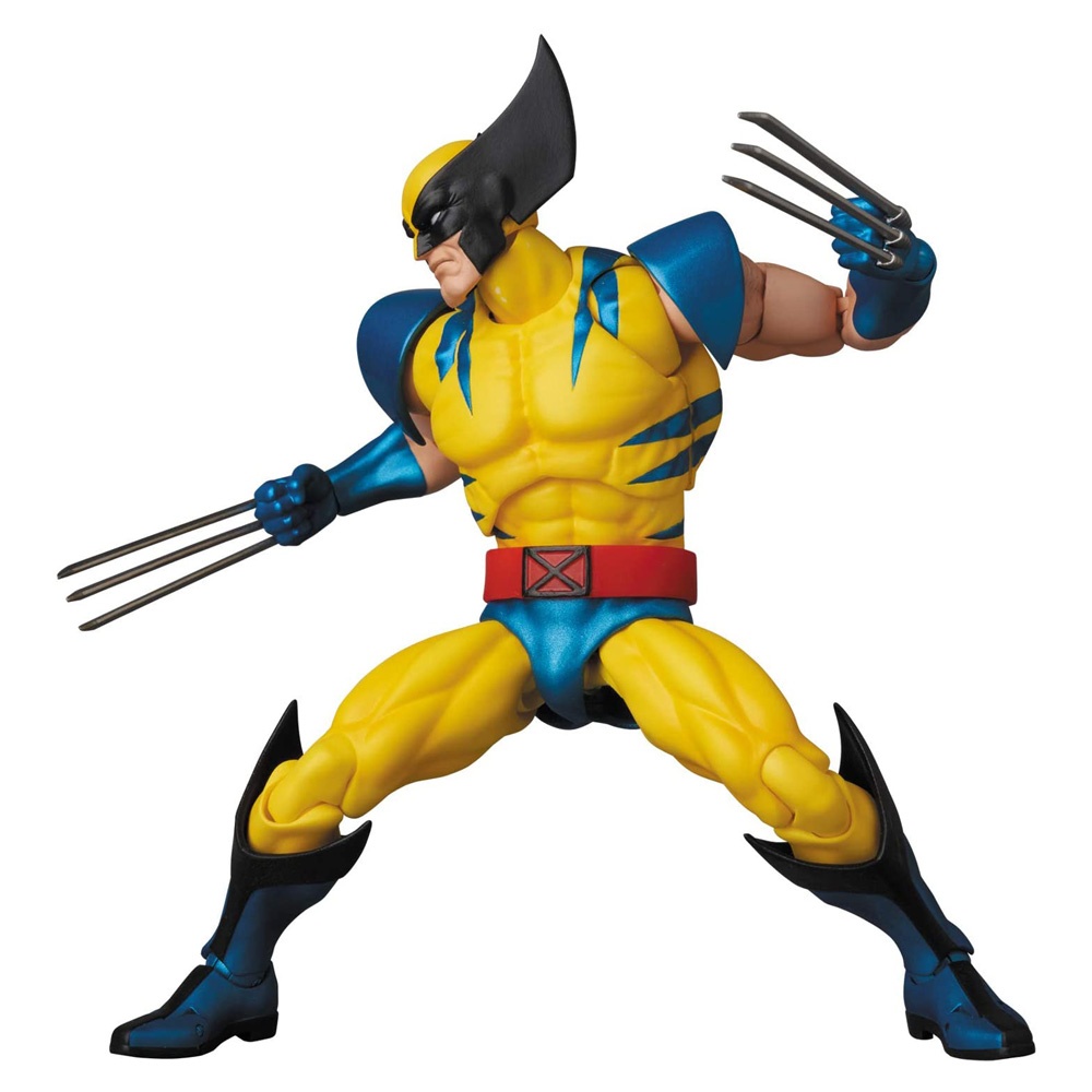 Muñeco de Wolverine Medicom MAFEX