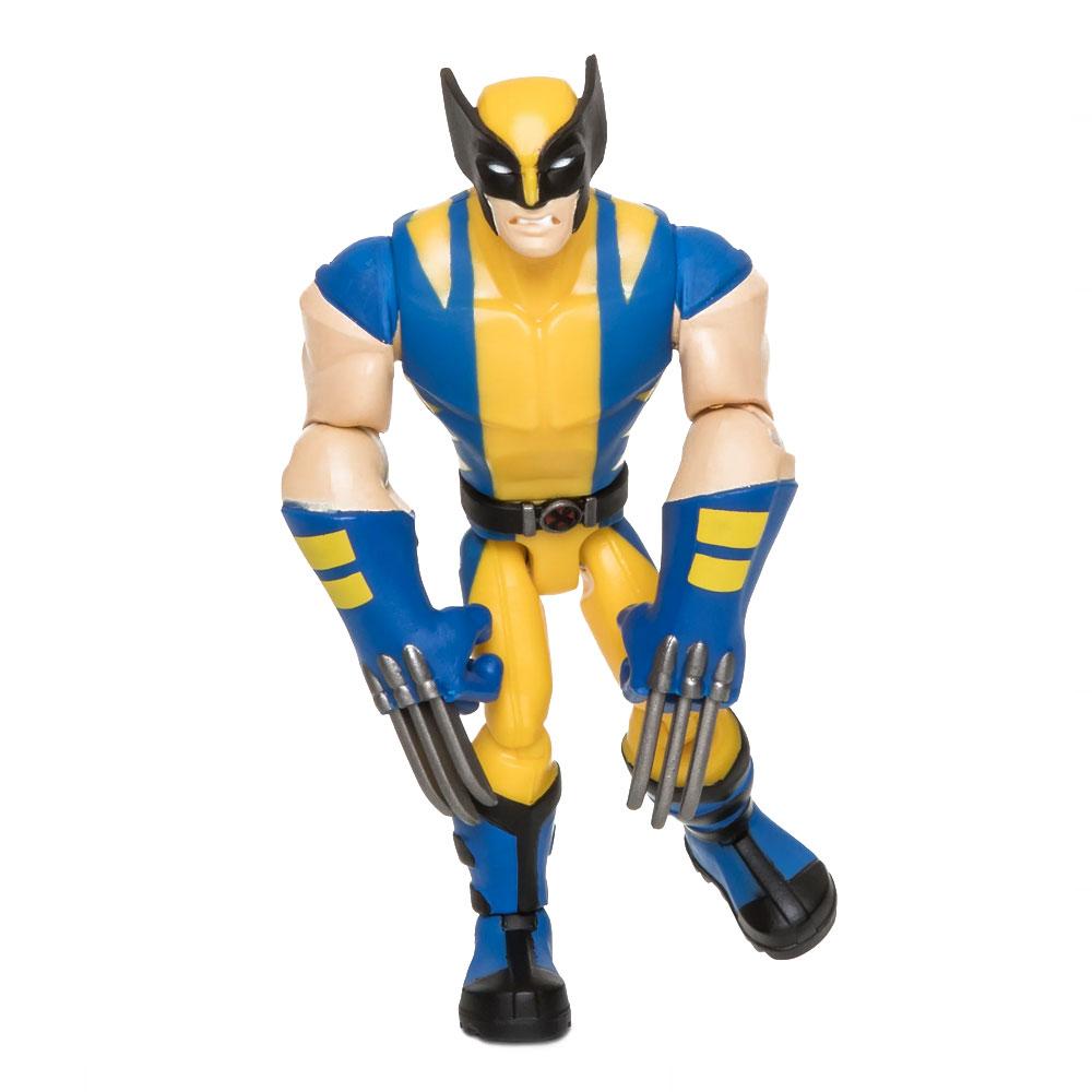 Muñeco de Wolverine Marvel Toybox
