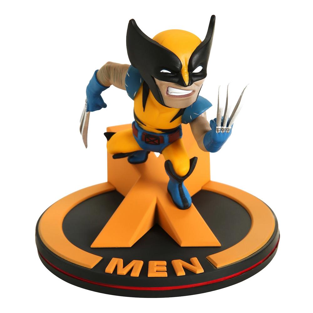 Muñeco de Wolverine Q-Fig