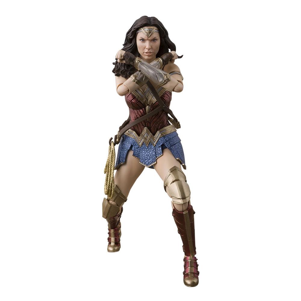 Muñeco de Wonder Woman de Bandai