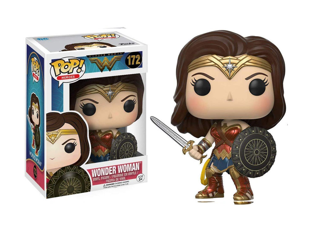 Muñeco de Wonder Woman Funko Pop 2