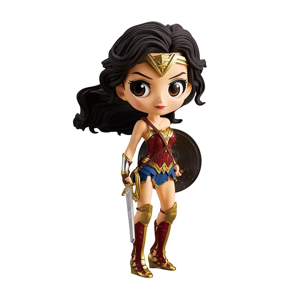 Muñeco Wonder Woman de Banpresto