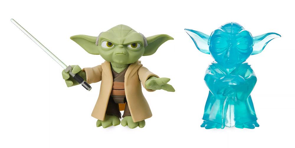 Muñeco de Yoda Star Wars Toybox