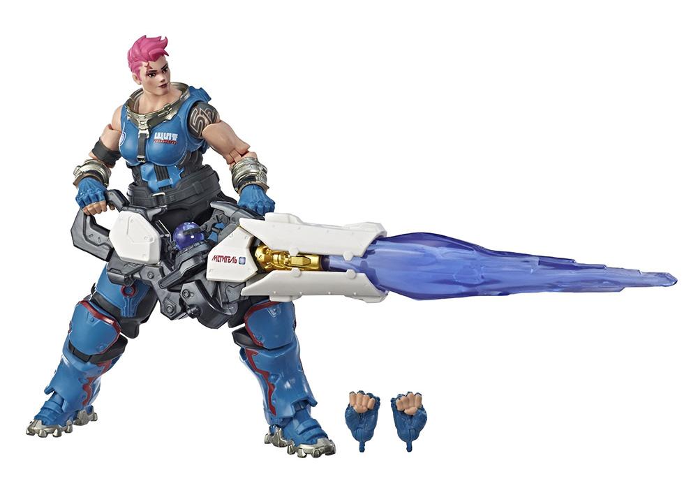 Muñeco de Zarya Overwatch Ultimates