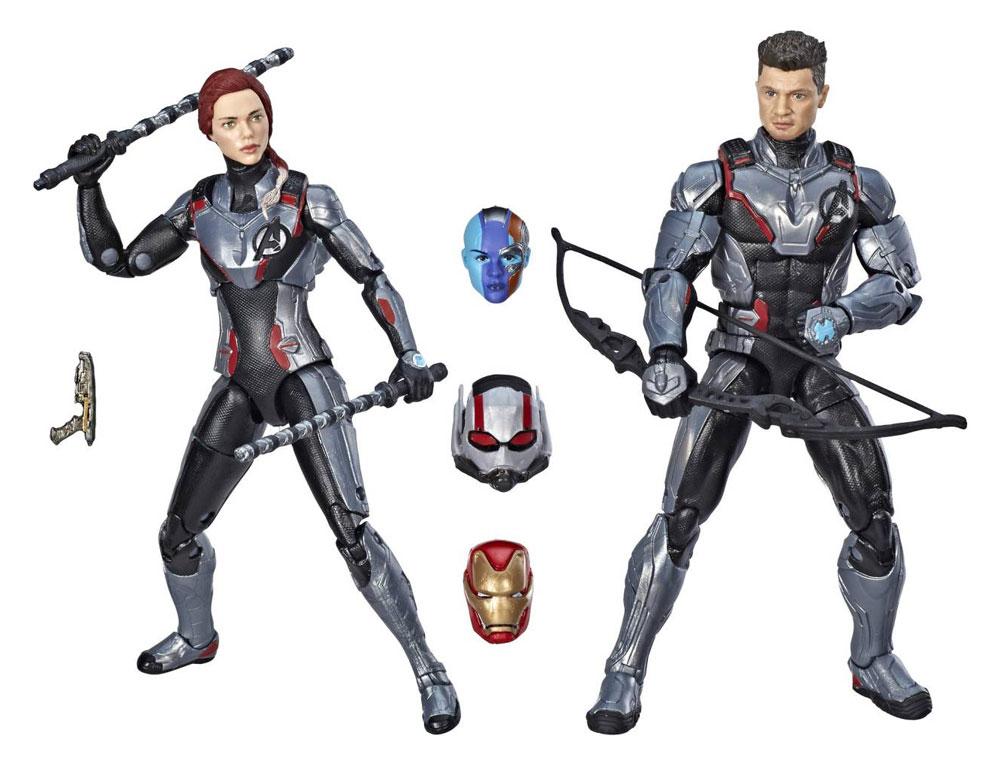 Muñecos de Marvel Legends Avengers Endgame