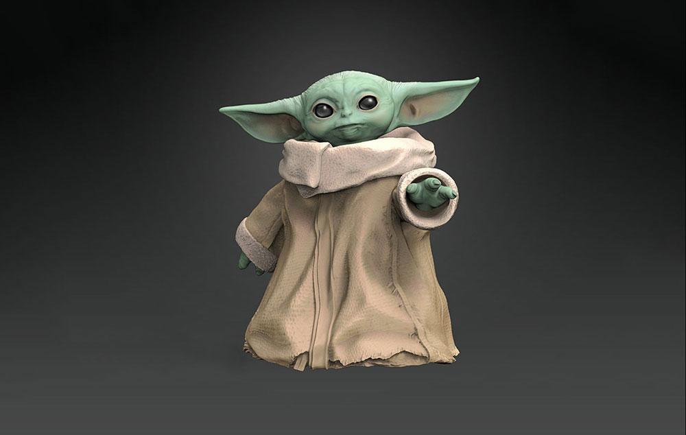 Muñecos Baby Yoda de Hasbro