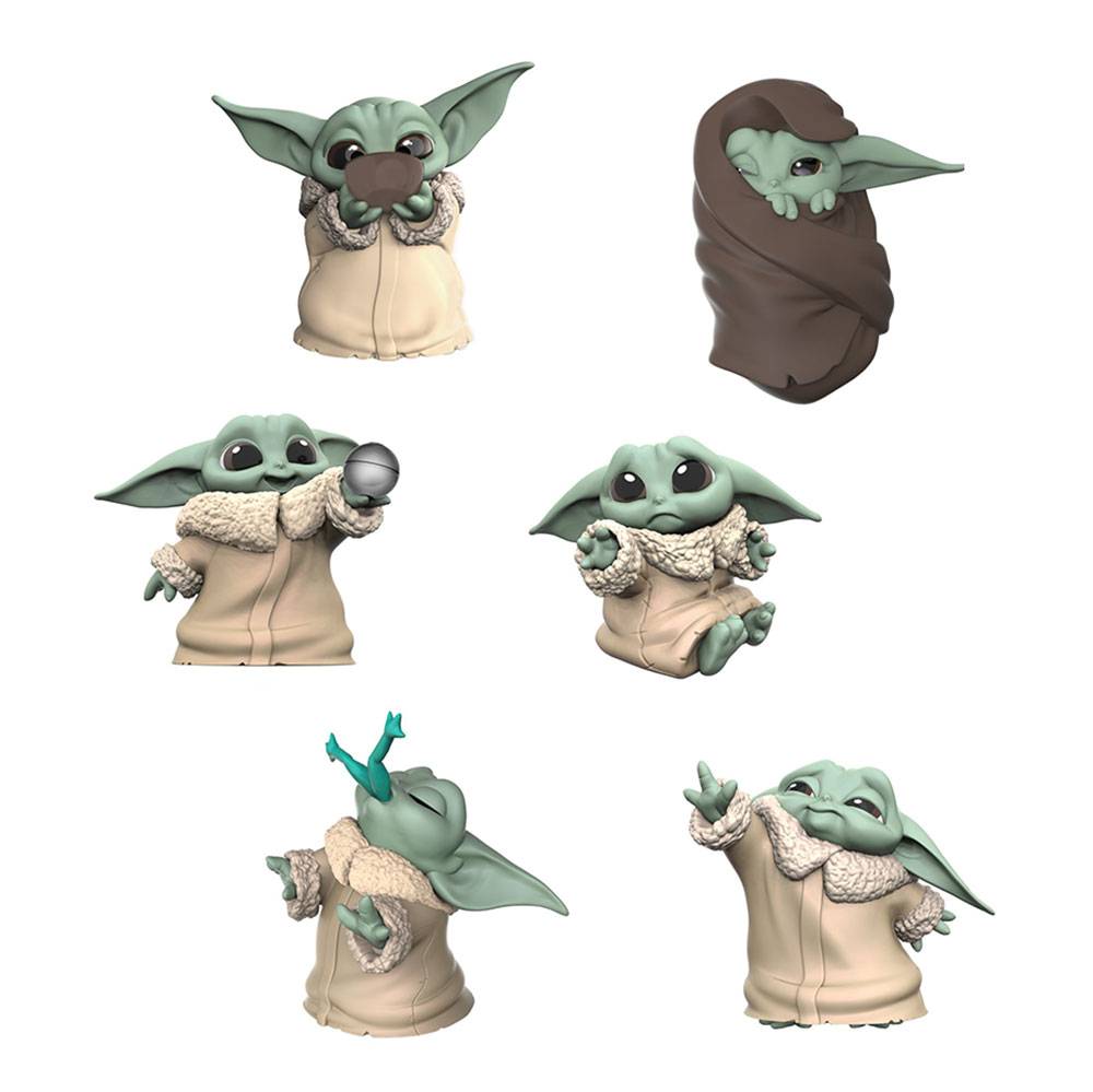 Muñecos de Baby Yoda The Child