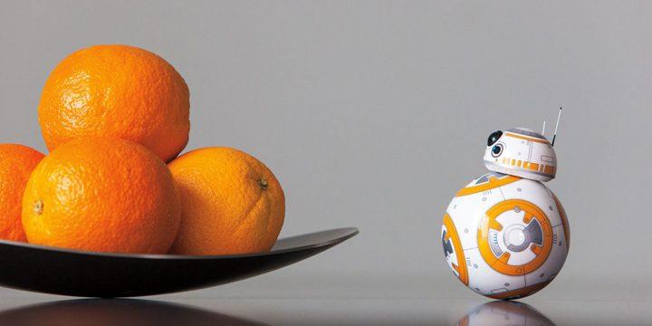 Muñecos de BB-8