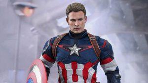 Muñecos del Capitán América