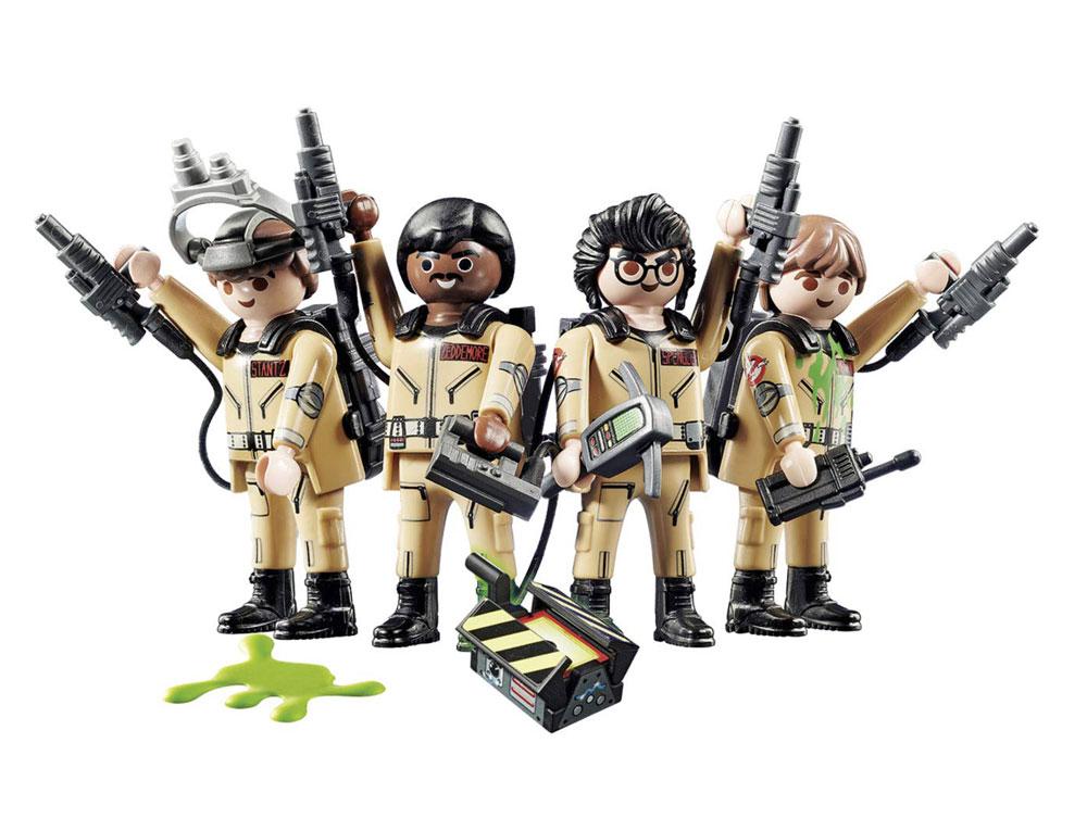 Muñecos de los Cazafantasmas Playmobil