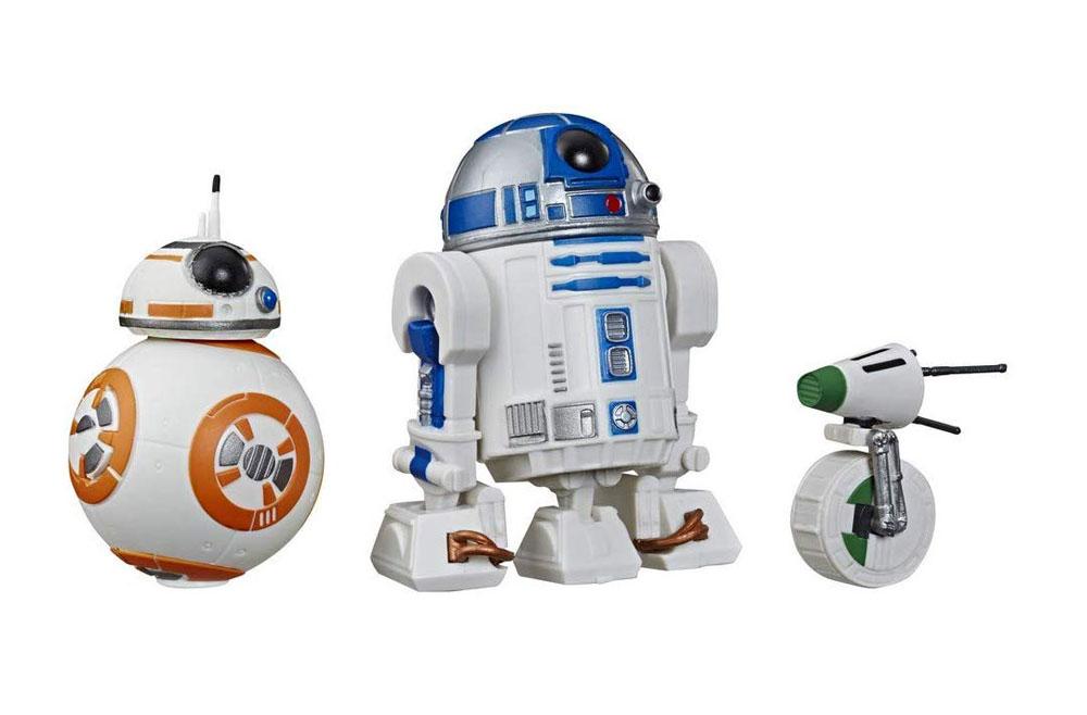 Muñecos D-O Star Wars