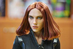 Muñecos de Black Widow