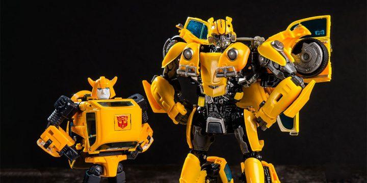 Muñecos de Bumblebee