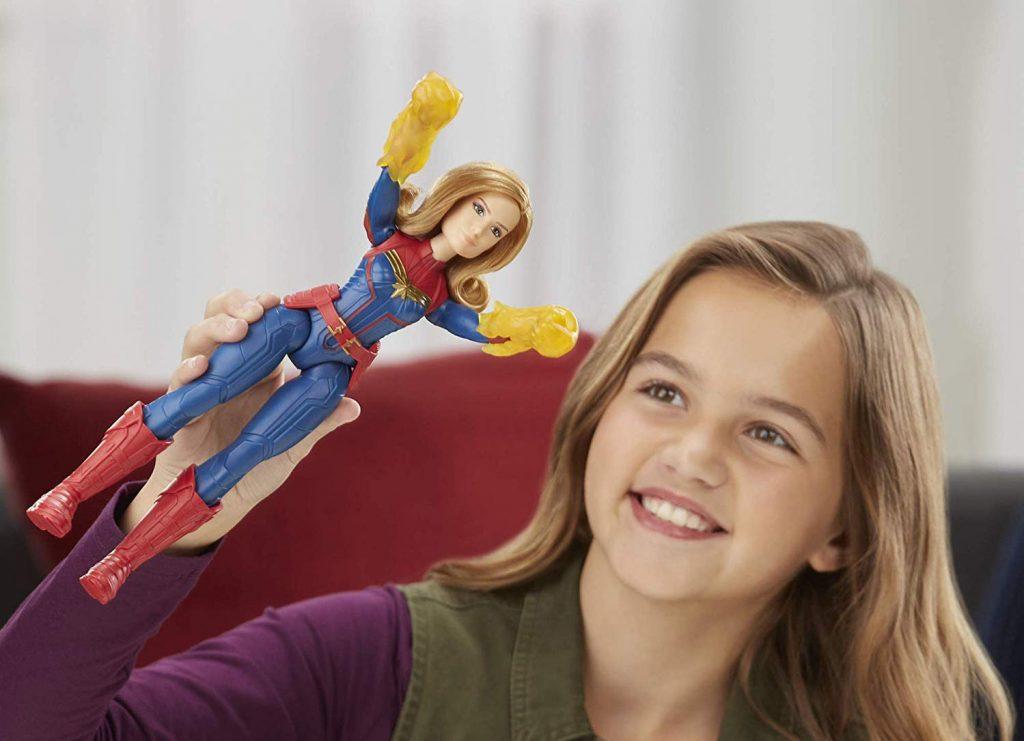 Muñecos de Captain Marvel