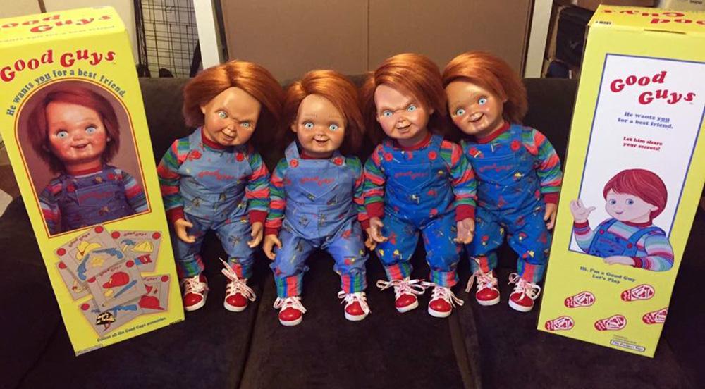Muñecos de Chucky