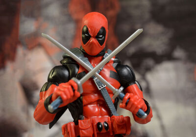 Muñecos de Deadpool